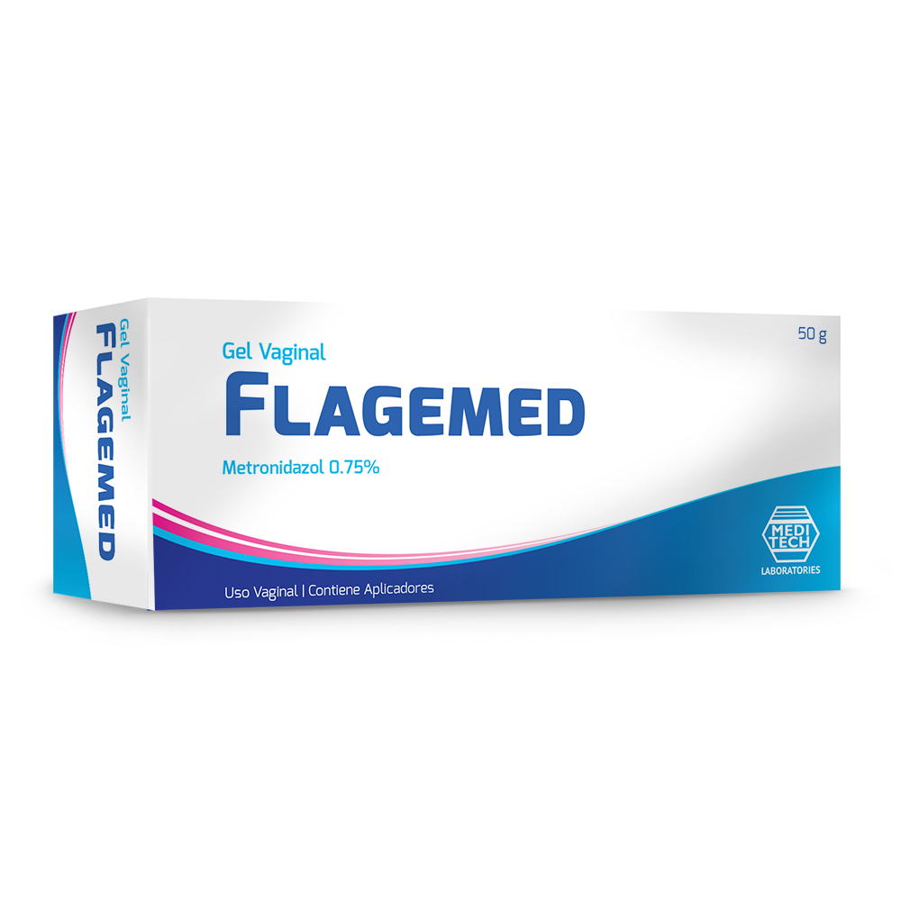 FLAGMED Gel Vaginal